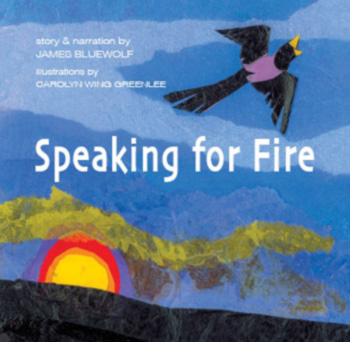 Speaking for Fire DVD front cover