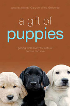 A Gift of Puppies - front cover