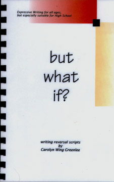 but what if? - front cover