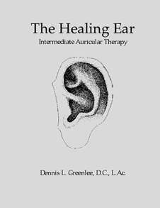 The Healing Ear - front cover