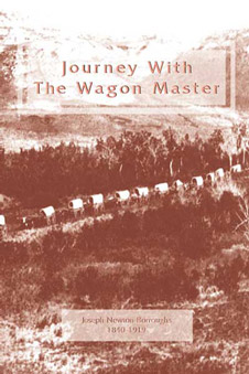 Journey with the Wagon Master - front cover