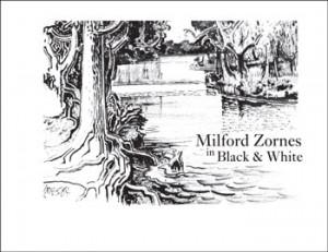 Milford Zornes in Black & White - front cover