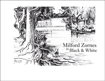 Milford Zornes in Black & White - front cover