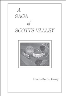 Saga of Scotts Valley - front cover