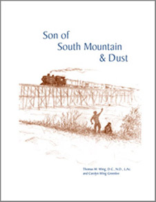 Son of South Mountain & Dust - front cover