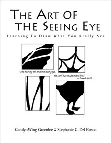 The Art Of The Seeing Eye - front cover